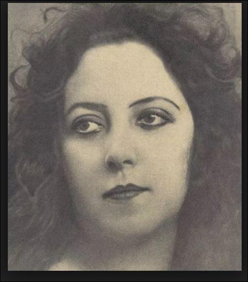 """1920-Mystérieuse Musidora qui fascine son public et qui finit toujours par le séduire. Qui est cet illustre poète qui a écrit """"Une jeunesse toute entière tomba amoureuse de Musidora"""" ?"""