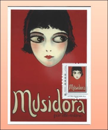"""1914-1918- On peut trouver trace de cette période à la Cinémathèque française à Paris """"l'engouement patriotique des femmes et des stars de la scène"""". Quel fut le devoir patriotique pour Musidora ?"""