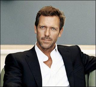 Dans quel film Hugh Laurie tient-il un rôle important ?