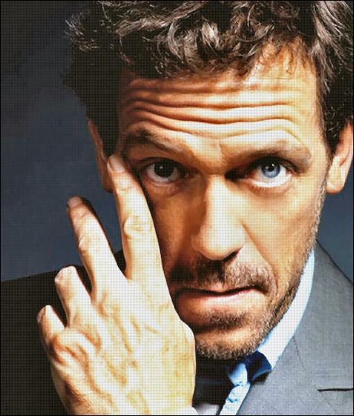 Dans quelle série Hugh Laurie fait-il une apparition ?