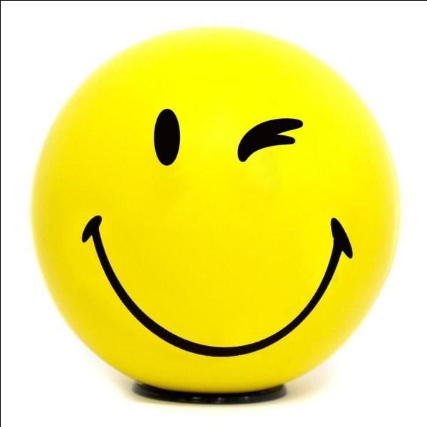 En quelle année a été créé le célèbre smiley jaune ?