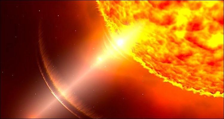 Quelle est la température du centre du Soleil ?