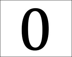 Comment dit-on 0 en japonais ?