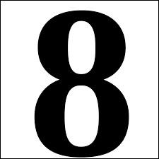 Comment dit-on 8 en japonais ?