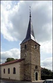 Je vous propose de commencer notre balade dominicale dans les Vosges, devant l'église Saint-Pierre d'Auzainvilliers. Nous sommes dans l'ancienne région ...