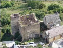 Vous avez sur cette image le château de Grèzes. Village d'Occitanie sur le Truc de Grèzes, entre Marvejols et Mende, il se situe dans le département ...