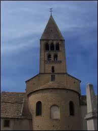 Ancienne commune Saône-et-Loirienne, La Vineuse se situe en région ...