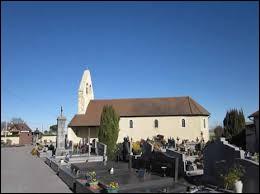 Commune de l'ancienne région Aquitaine, Lalonquette se situe dans le département ...