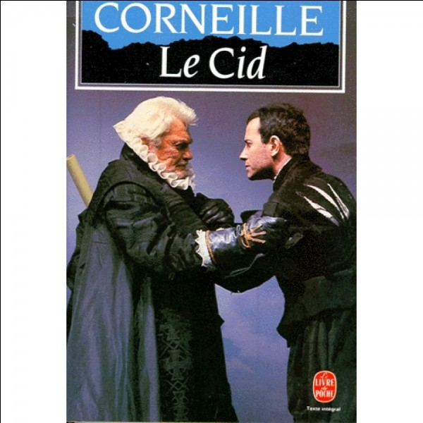 """Quelle figure de style symbolise ce dialogue du """"Cid"""" : """"va, je ne te hais point"""" ?"""