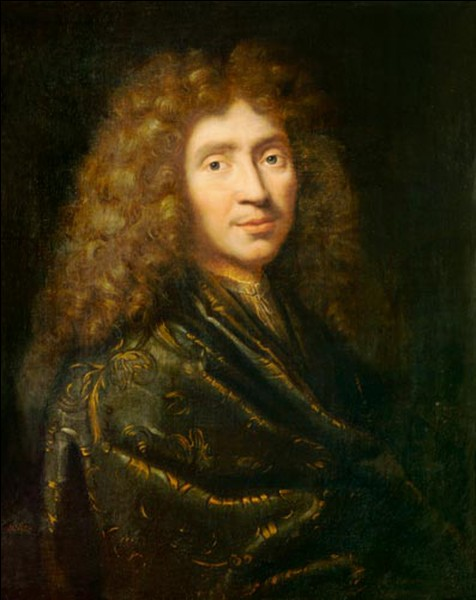 """Complétez le titre de la pièce de Molière """"Les Fourberies …""""."""