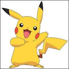 Quelle est l'unique faiblesse de Pikachu ?