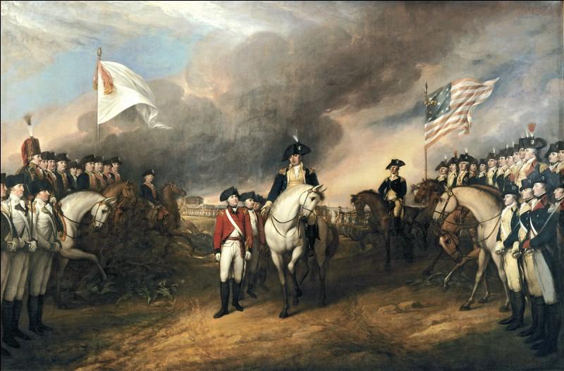 Quel homme politique français a joué un rôle crucial lors de la guerre d'indépendance des États-Unis, entre 1775 et 1783 ?