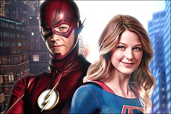 Dans quel épisode de la saison 3 voit-on Flash et Supergirl faire un duo musical ?