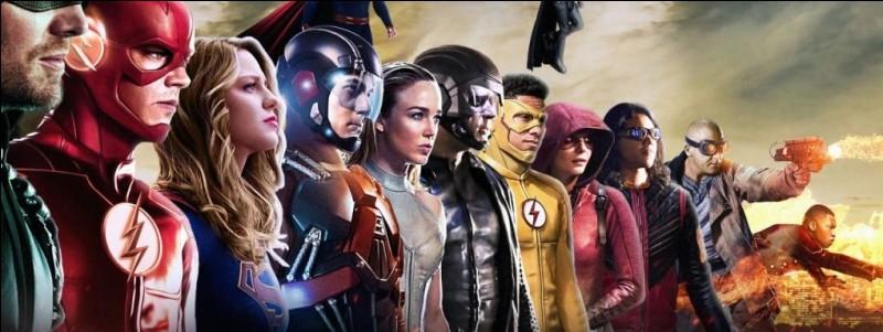 Avec quel super-héros Flash n'a pas fait d'épisode en duo ?