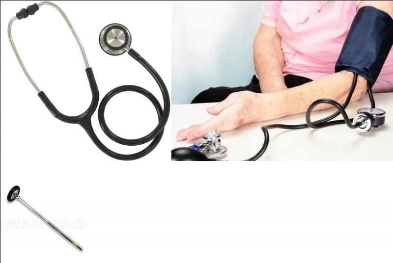 Listez les matériels médicaux présents ici.