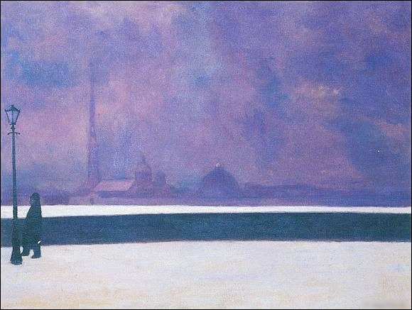 """Qui a peint """"La nuit au léger brouillard"""" ?"""