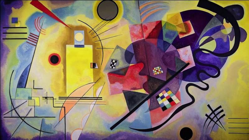 Comment s'appelle le mouvement d'avant-garde fondé par Vassily Kandinsky et Franz Marc ?