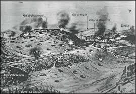 Parmi ces généraux français de la première guerre mondiale, lequel / lesquels a / ont dirigé la bataille de Verdun ?