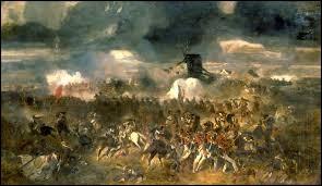 Quand a eut lieu la terrible bataille de Waterloo ?