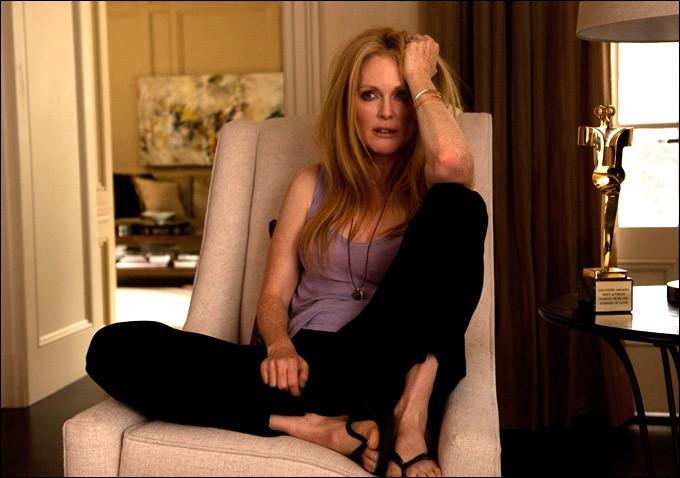 Quel est le personnage joué par Julianne Moore ?