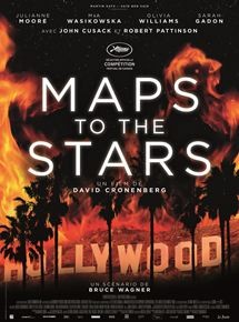 Les personnages du film ''Maps to the Stars''