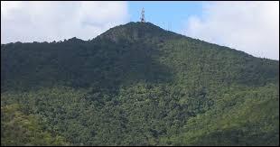 """Le point culminant du pays (402 mètres), initialement appelé """"Boggy Peak"""" fut renommé en hommage à un président des Etats-Unis, lequel ?"""