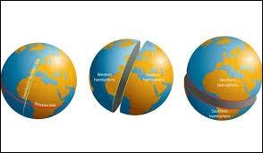Dans quel hémisphère se situe Antigua-et-Barbuda ?
