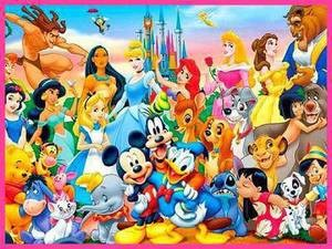 Personnages Disney - 3