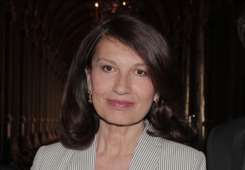 """Elle était Catherine Hainaut dans """"Noce blanche"""", le capitaine Barinkova dans """"Vent d'est"""", Françoise dans """"Le Cœur des hommes"""" : c'est ..."""