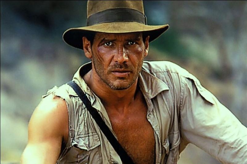 Qui joue le rôle d'Indiana Jones 1 et 4 ?