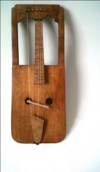 Comment s'appelle cet instrument créé au Pays de Galles ?