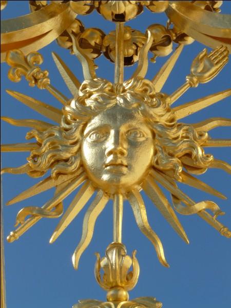 """Quelle roi est appelé """"le Roi-Soleil """" ?"""
