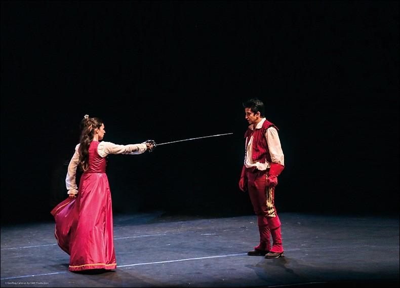 """""""Le Cid"""" a été écrit par Molière."""