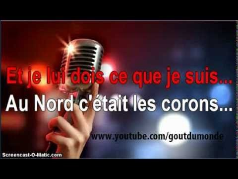 """Les Corons"" : Artiste n°1 ou artiste n°2 ?"