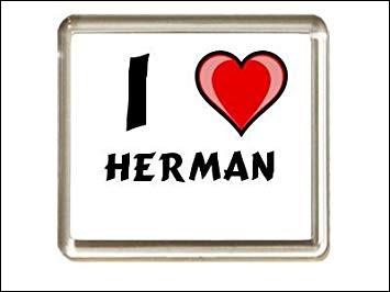Quelle est la popularité du prénom Herman ?