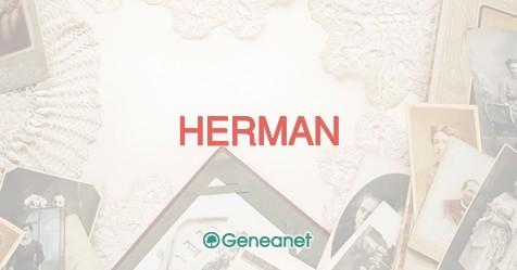 Le prénom Herman