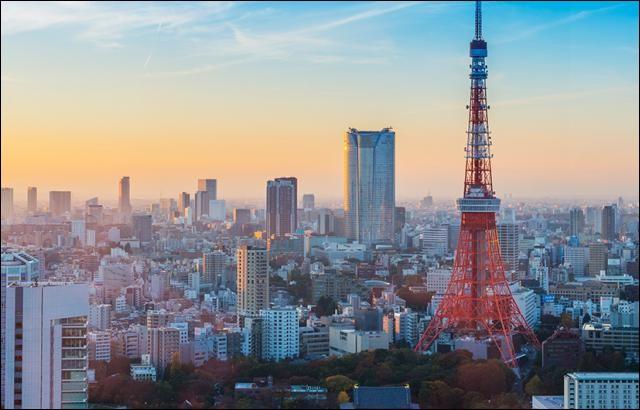 Quand il est midi (12 h) à Nîmes, quelle heure est-il à Tokyo au Japon ?
