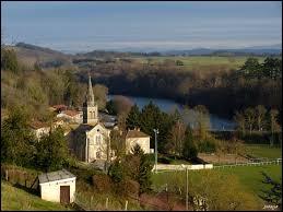 Commune Iséroise, Meyrieu-les-Étangs se situe dans l'ancienne région ...