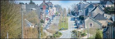 Ville de l'agglomération Lavalloise, Saint-Berthevin se situe dans le département ...