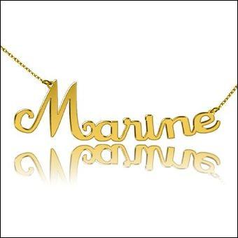 Quel est l'équivalent masculin du prénom Marine ?