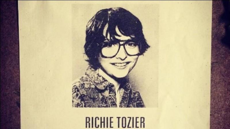 En quelle année est né Richie Tozier dans la version de 2017 ?
