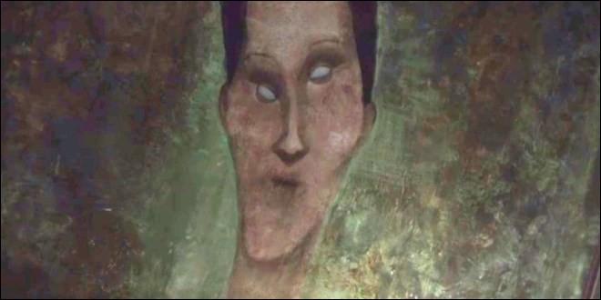 De qui s'est inspiré Muschietti pour la peinture qui effraie Stanley ?