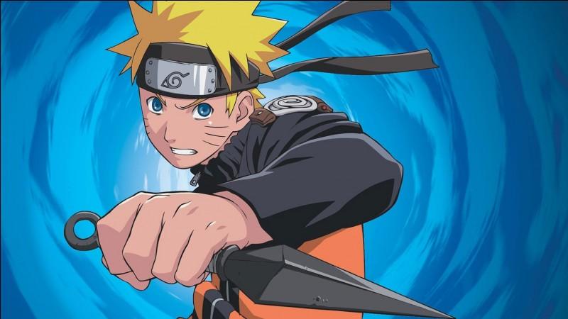 Comment se nomme le sensei de Naruto et son équipe ?
