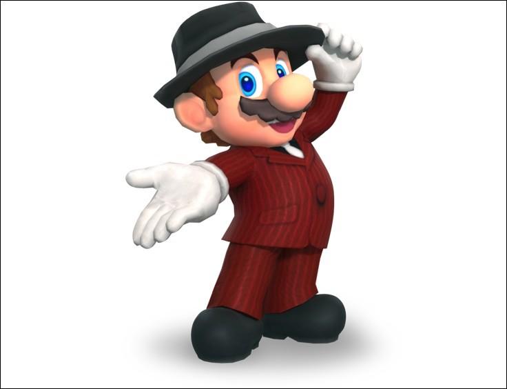 Dans quel autre jeu, Mario avait-il son costume de musicien ?