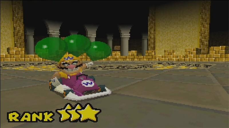 Il y avait déjà de petites missions dans un Mario Kart mais dans lequel ?