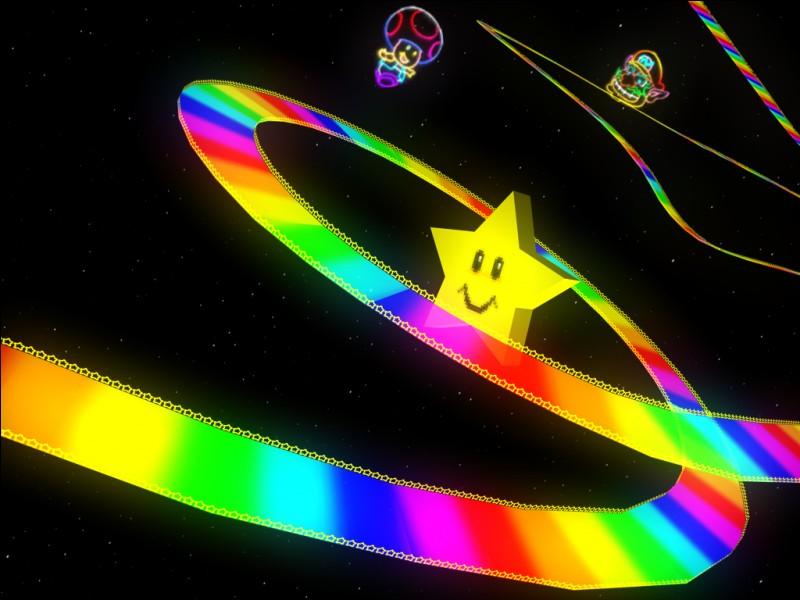 La Route Arc-en-ciel est annoncée pour la mise à jour du jeu mobile ?