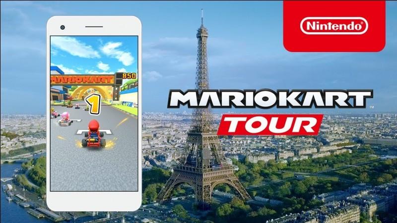 Vers quelle date, le jeu est-il sorti en France ?
