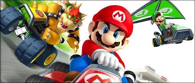 Qu'elles soient nitros et rétros, l'ensemble des courses de Mario Kart Tour sont apparues dans un Mario Kart précédent. Lequel ?