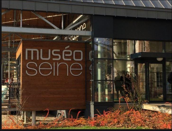 """La Seine normande a désormais son musée """"Le MuséoSeine"""". On y découvre une riche collection d'objets, de films d'époque, de photographies, de témoignages etc...Quel est ce haut-lieu normand qui retrace l'histoire de ce fleuve lié à la vie des hommes depuis l'Antiquité ?"""