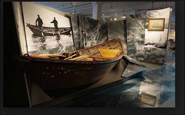 Quel est ce musée situé dans une ancienne sécherie de morue au cœur d'un port et qui abrite les collections de deux anciens musées : le musée des Terres-Neuvas et de la Pêche, et le Musée des Arts et de l'Enfance ?